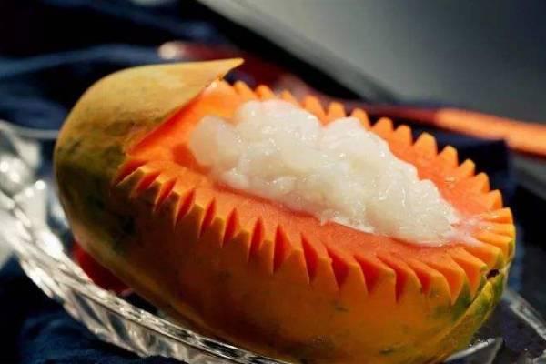 木瓜炖雪蛤有丰胸作用吗