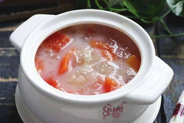 雪蛤的两种简单的吃法