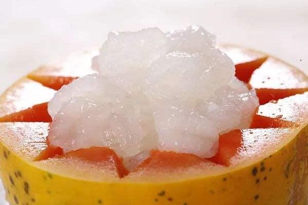 雪蛤多久吃一次