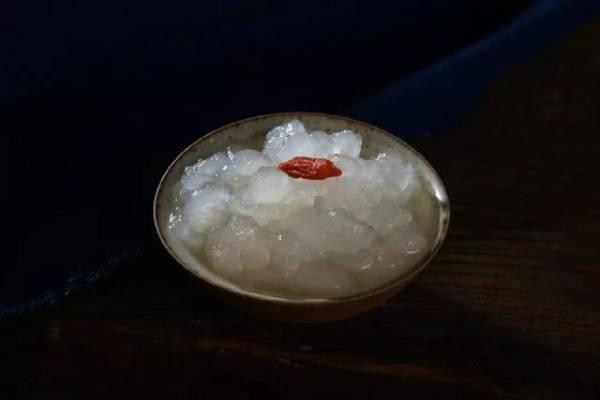 吃雪蛤对更年期的功效