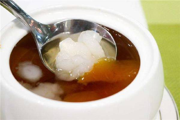 红枣炖雪蛤的做法