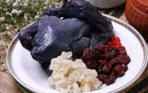 雪蛤炖乌鸡的做法