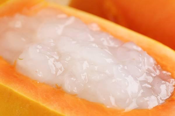 经期可以吃木瓜炖雪蛤吗