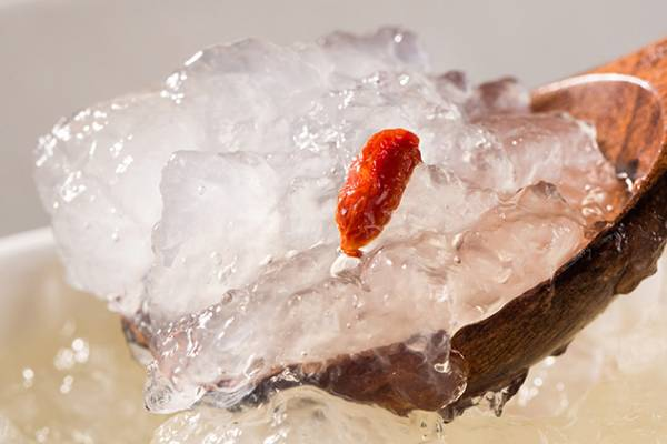 长期吃雪蛤真实效果