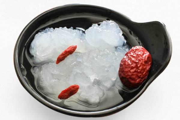 雪蛤润肺养胃滋阴补肾的功效