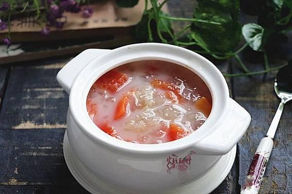 木瓜牛奶雪蛤的做法