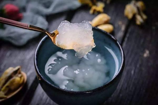雪蛤用温水还是凉水泡