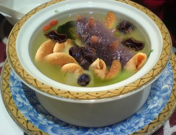 海参汤的几种家常做法