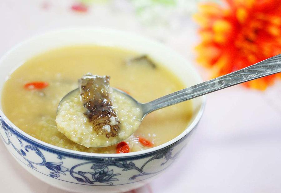 海参小米粥怎么做?海参小米粥的家常做法推荐