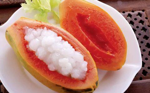 雪蛤膏的营养成分以及保健效果